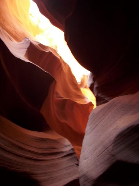 Más fotos del Antelope Canyon