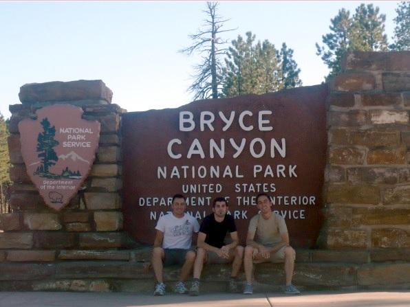 A las puertas del Parque Nacional Bryce Canyon