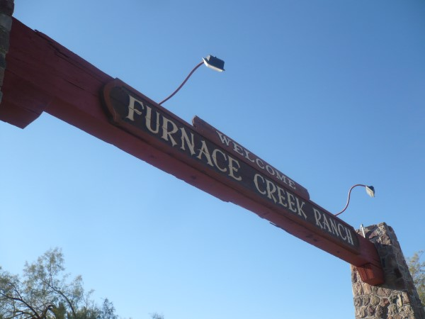 Rancho de Furnace Creek