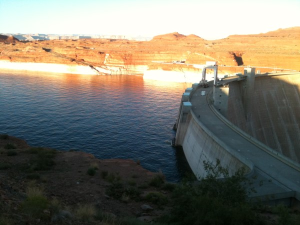 Presa Glen Canyon