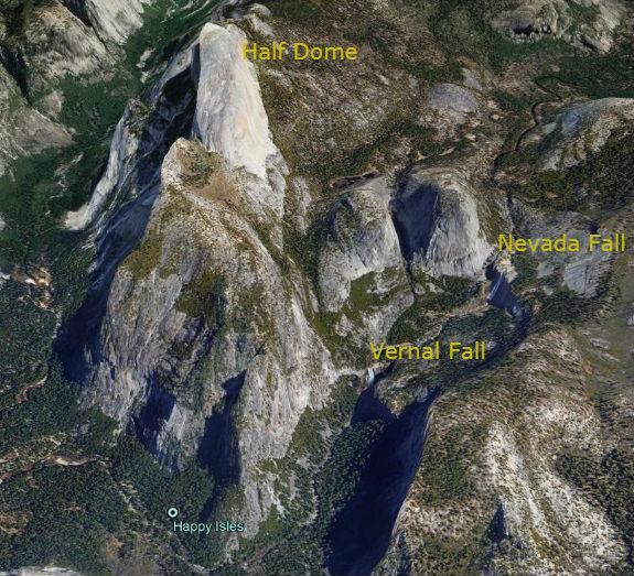 Sendero Mist Trail