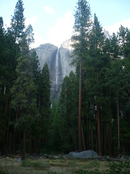 Cascadas Yosemite