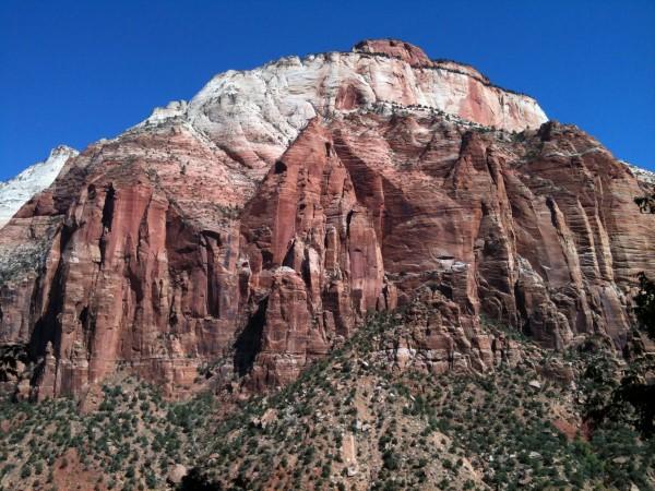 Montañas de Zion