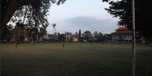 Campo de Fútbol de Ubud
