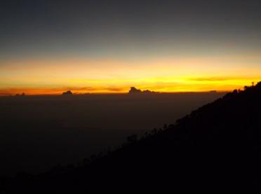 Sunrise Ijen