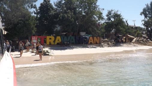 Isla de Trawangan