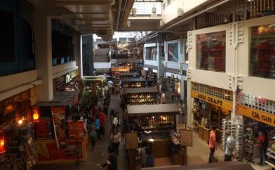 Mercado Central de Kuala Lumpur