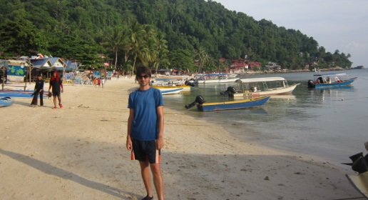 En Coral Bay