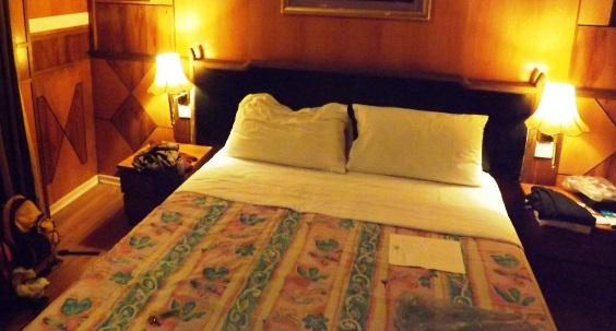 Nuestra habitación del Coral View Island Resort