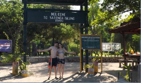 Bienvenidos a la isla de Satonda