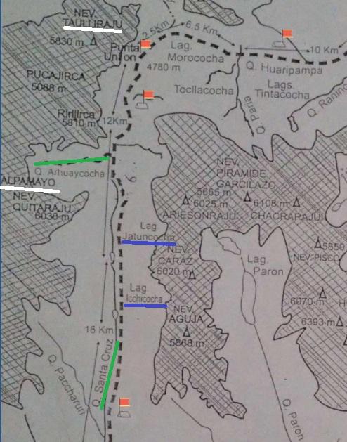 Mapa Zonal Santa Cruz