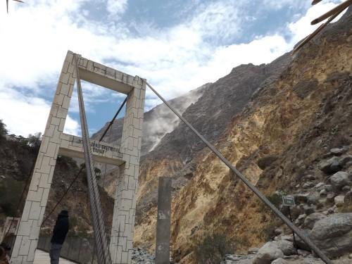Puente Colgante San Juan de Chuccho