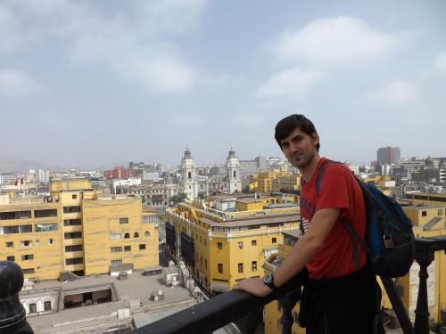 Vistas desde la Torre de Santo Domingo