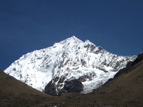 Nevado Quitaraju de cerca