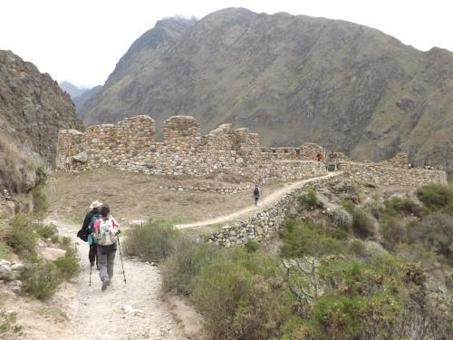 Sitio de Llactapata