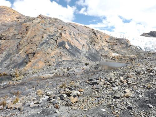 Entorno del Glaciar