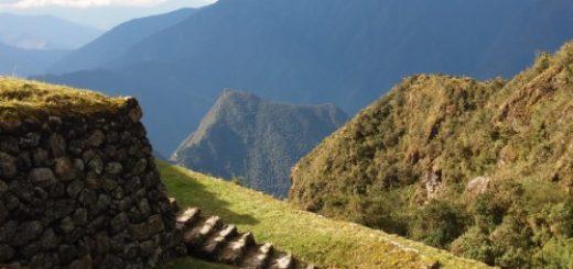 Increíbles vistas desde Phuyupatamarca