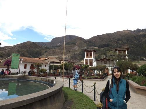 Plaza de Armas de Chavín
