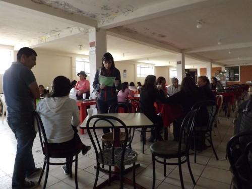 Restaurante en Ticapampa, Recuay