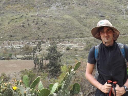 Ruinas de Qanabamba