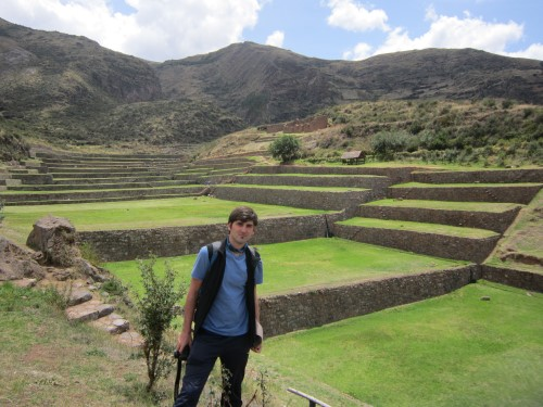 El sitio arqueológico de Tipón