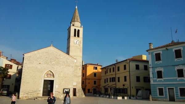 Iglesia de Fazana