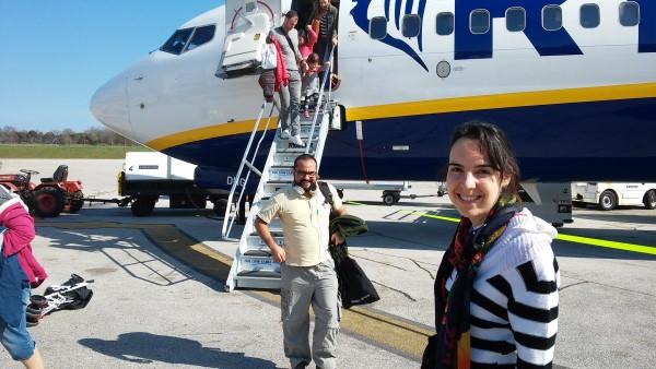 Rodolfo y Mercedes, la primera vez que pisábamos Croacia