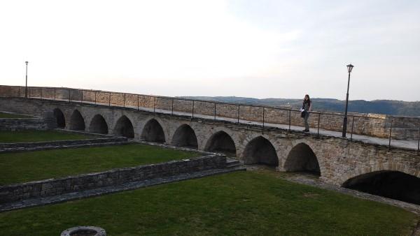 La muralla de Motovun