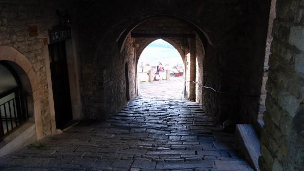 Un pueblo medieval