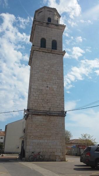 Vieja torre de Premantura