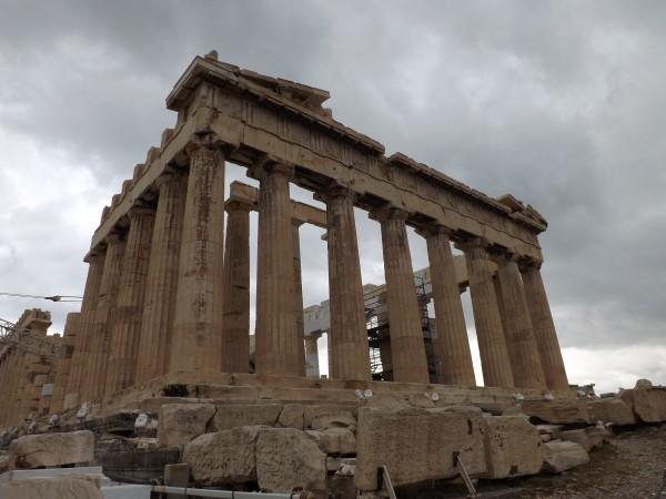 Más y más fotos de El Partenón