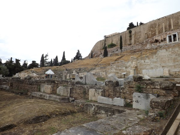 Témenos de Dioniso