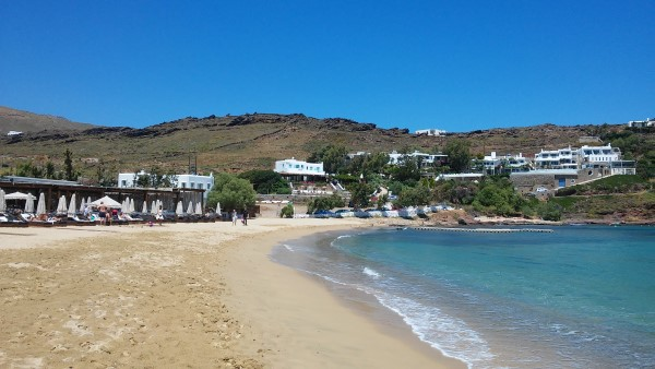 Playa de Panormos