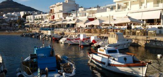 Puerto de Piso Livadi