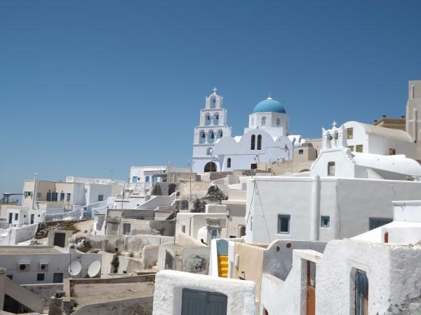 La ciudad de Pyrgos