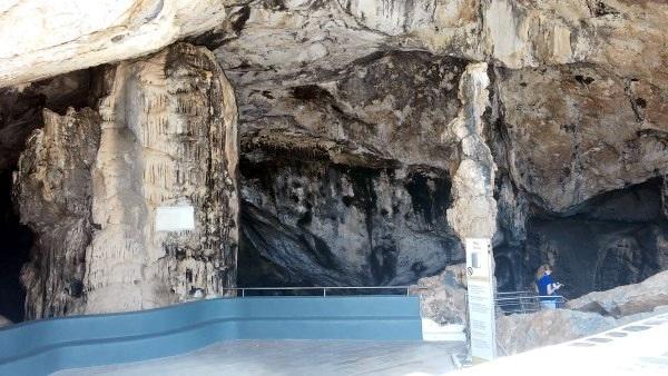 La estalagmita más antigua de Europa