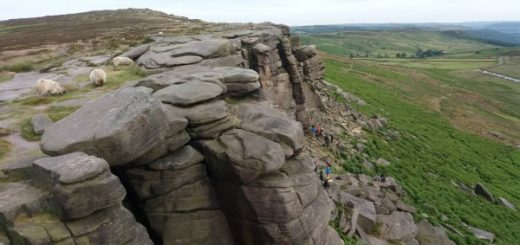 Stanage Edge (Peak District)